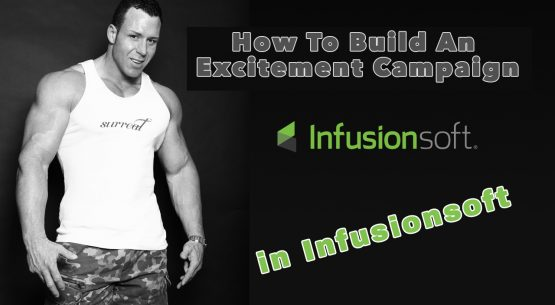 Infusionsoft Hype Campaign